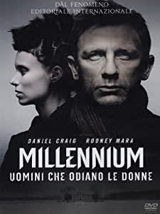 Millennium - Uomini Che Odiano Le Donne (Digipack)