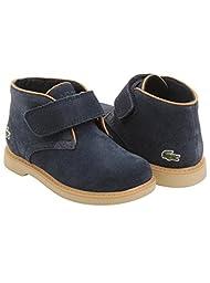 Lacoste Sherbrooke 116 1 Boot (Toddler/Little Kid), Navy, 10 M US Toddler