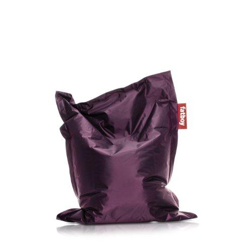 lada pisan fatboy 9000514 sitzsack junior dark purple. Black Bedroom Furniture Sets. Home Design Ideas