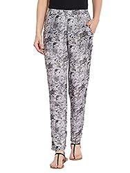 The Vanca Women's Slim Jeans (TRF350146-Grey-L )