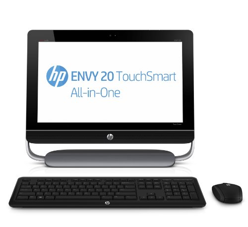 HP Envy 20-d010 20-Inch All-in-One Desktop (Black)