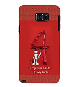 Ebby Premium Printed Back Case Cover With Full protection For Samsung Galaxy Note 5 N920 (Designer Case)