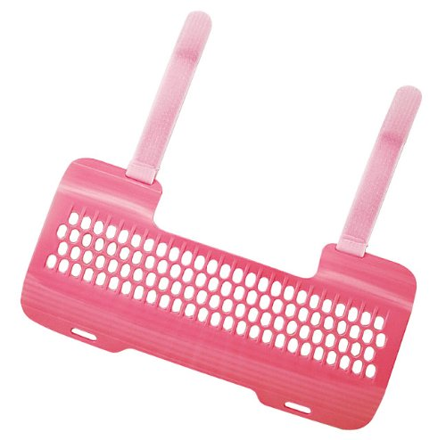 【布団用の掃除機ヘッドカバー】掃除機に付けるだけ ピンク