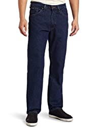 Lee Men's Big-Tall Regular Fit Straight Leg Jean, Dark Stone, 44W x 30L