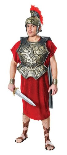 Bristol Novelty Viking / Roman Tunic. Red Adult Costumes - Men's - One Size