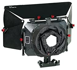 Proaim Mattebox matte box Cover for DSLR shoulder Rig Focus 15mm Rods Camera (P-MB-600)