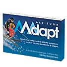 Altitude Adapt - reduces Altitude Symptoms of Nausea, Headache and Fatigue