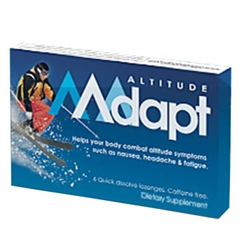 Altitude Adapt - Reduces Altitude Symptoms Of Nausea, Headache And Fatigue