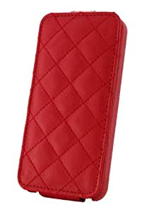 iPhone 5 - Glam Flip Wallet - Red (GG800223)