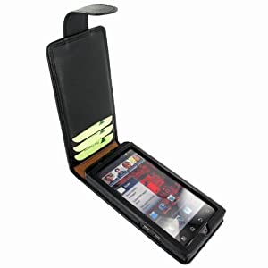 Piel Frama 557 Leather Case for Motorola Droid Bionic