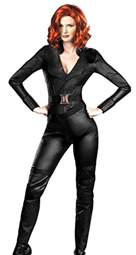 Ace Halloween Adult Women's Sexy Avengers Black Widow Costumes