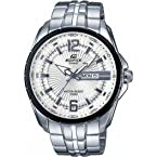 Casio Edifice Day Date Diver's Watch EF-131D-7AVDF, ED446
