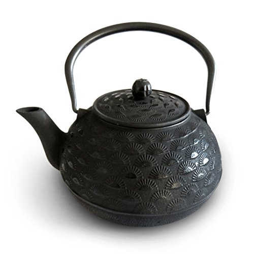 Huswell Cast Iron Teapot,