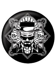 Badge petit format Breaking Bad : Heisenberg Sous Licence Officielle