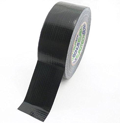 bonus-eurotech-1bc12710050-050a-ruban-gaffer-standard-largeur-50-mm-longueur-50-m-adhesif-a-base-de-