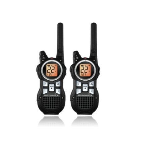 Buy Discount Motorola MR350R 35-Mile Range 22-Channel FRS/GMRS Two-Way Radio (Pair)