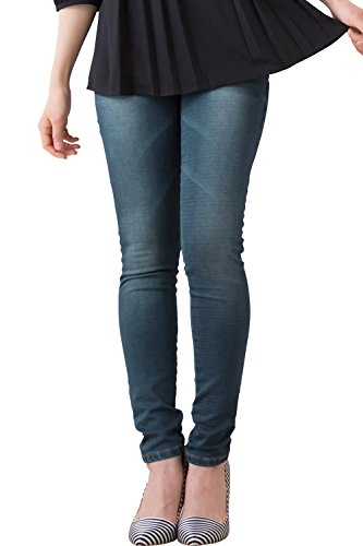 Sweet Mommy Maternity Slim Fit Stretch Jeans Pants BLLL