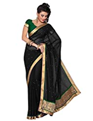 Exclusive Art Silk Party Wear De Marca G-225 Saree