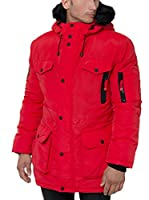Geographical Norway Abrigo Coquin (Rojo)