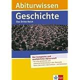"""Abiturwissen Das Dritte Reichvon """"Walter G�bel"""""""