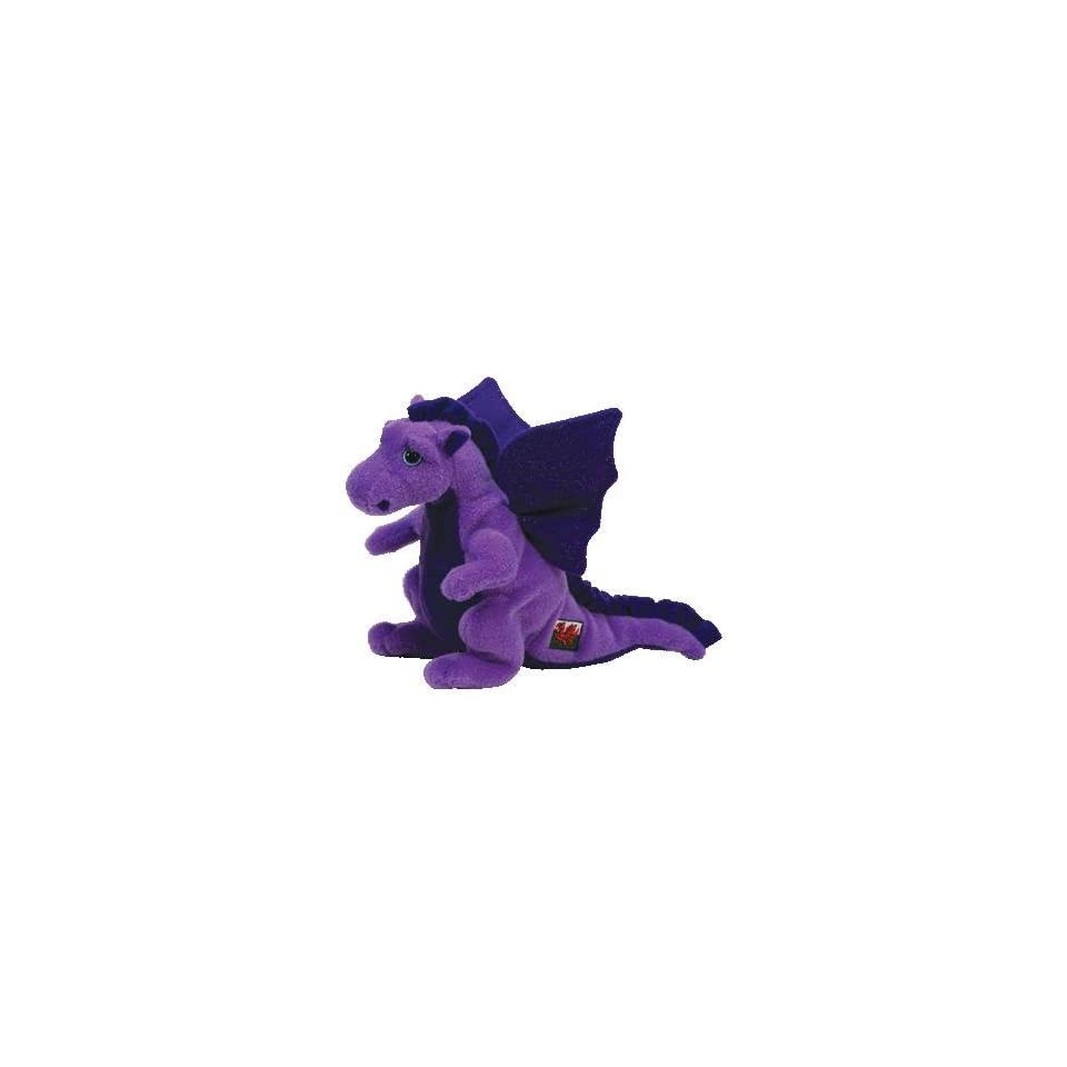 TY Beanie Baby DWYNWEN the Dragon (UK Exclusive) Toys on PopScreen 87bfed0a5f5c
