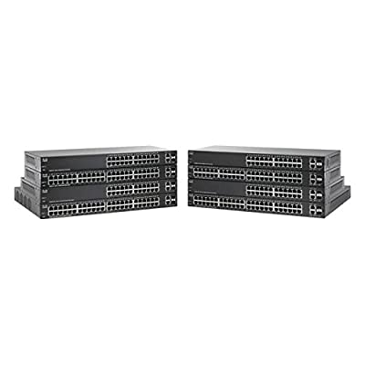 CISCO SYSTEMS 48-Port 10/100 Smart Plus Switch (SF22048K9NA)