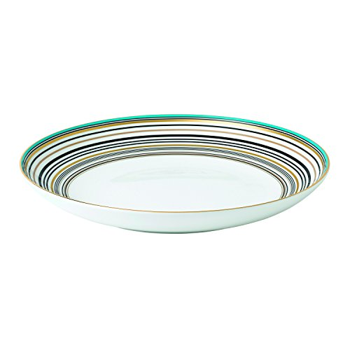 "Wedgwood Vibrance 11"" Pasta Bowl, Multicolor"