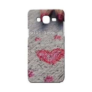 BLUEDIO Designer 3D Printed Back case cover for Samsung Galaxy J5 - G2679