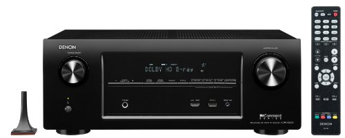 Denon AVR-X2000 7.1-Channel 4K Ultra HD Networking