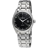 Eterna Legacy Automatic Black Dial Mens Watch