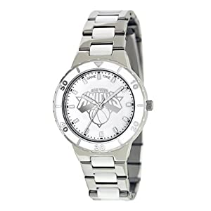 Game Time Ladies NBA-PEA-NY New York Knicks Watch by Game Time