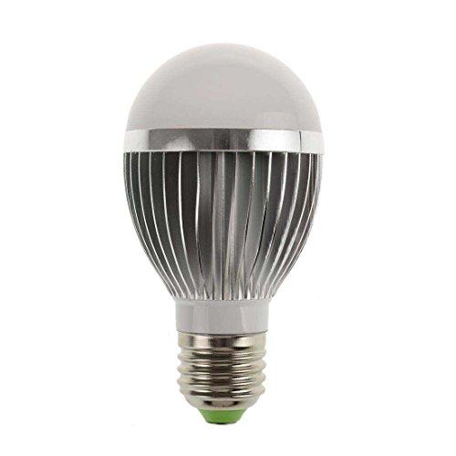 Sungetace 5Watt 500Lumen Led Bulb Light Hight Power E27 Warm White
