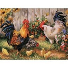 Cheap Herrschners Farm Friends Jigsaw Puzzle (B005EVYQCS)