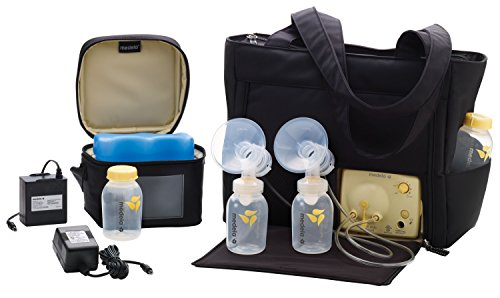 Medela Pump in Style Advanced Breast Pump with On the Go Tote (Medela Personal Double Pump compare prices)