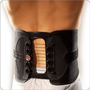 Volare LS-Spinal Orthosis Back Brace, 10