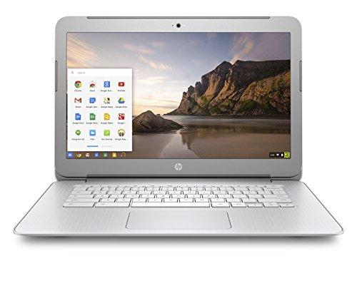 HP Chromebook 14-ak010nr 14-Inch (Intel Celeron, 2 GB RAM, 16...