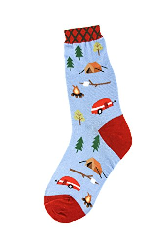 Women's Camping Socks made our list of camping gifts couples will love and great gifts for couples who camp