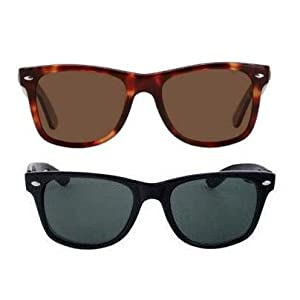 knock off ray ban sunglasses mens  of knockoff wayfarers for $10/shipped. $5/pair = zero downside here, and is a nice step up in style (vs. sleek/modern xtreme rockclimber sunglasses)