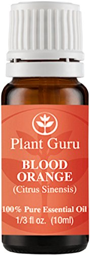 Blood Orange Essential Oil. 10 ml. 100% Pure, Undiluted, Therapeutic Grade.