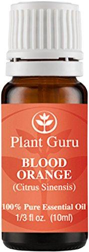 Blood Orange Essential Oil. 10 ml. 100% Pure, Undiluted, Therapeutic Grade.