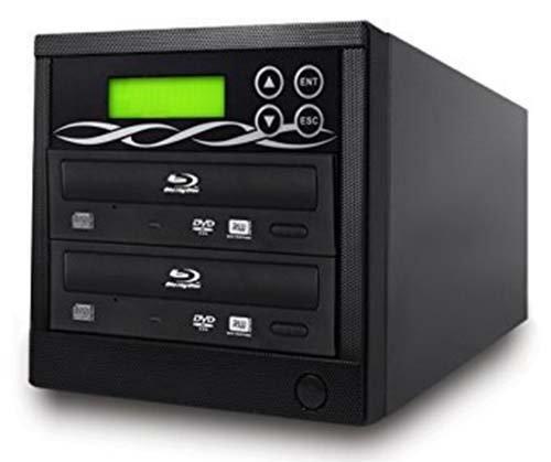 Bestduplicator BD-BR-1T 1 Target 16X M-Disc/BD-R/DVD/CD Blu-Ray Duplicator