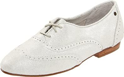 Bass Women's Joyce Shoe,Silver,8.5 M US