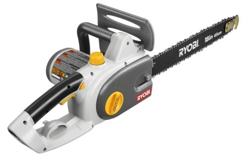 Ryobi chainsaw lowprice factory reconditioned ryobi zrry43006 18 factory reconditioned ryobi zrry43006 18 inch 13 amp electric chain saw with carrying case description greentooth