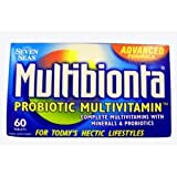Multibionta Probiotic Multivitamin Tablets x90