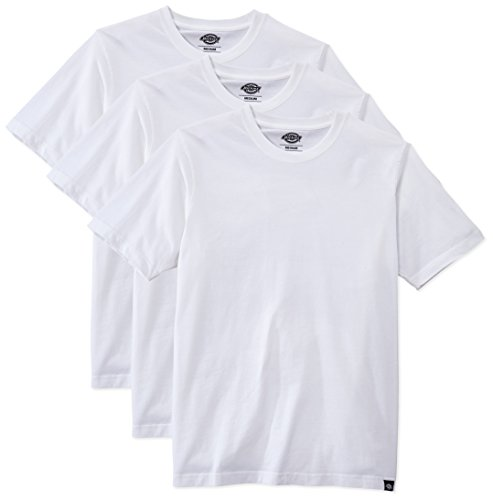 dickies-mens-pack-plain-short-sleeve-v-neck-t-shirt-white-large