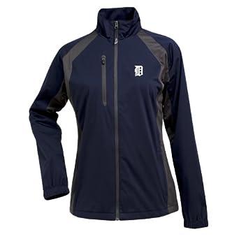 MLB Detroit Tigers Ladies Rendition Jacket by Antigua