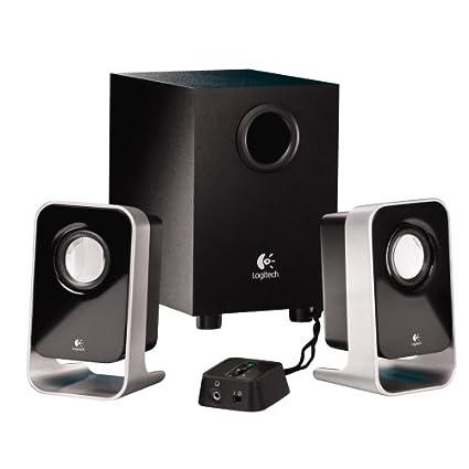 Logitech 21 2.1 Multimedia Speaker