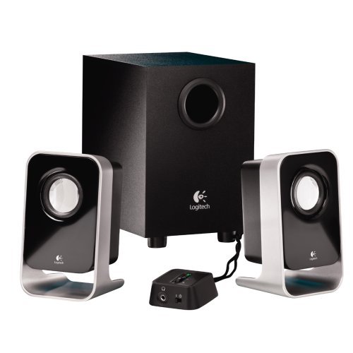 Logitech LS21 2.1 Stereo Speaker System