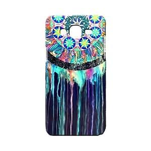 BLUEDIO Designer 3D Printed Back case cover for Samsung Galaxy A8 - G3843