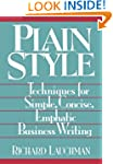 Plain Style: Techniques for Simple, C...